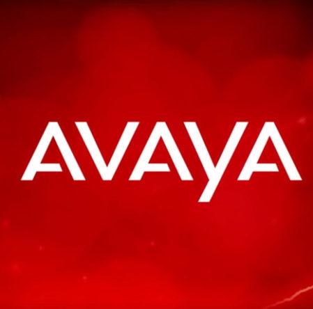 Avaya logo - video pix